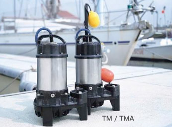 Submersible Seawater Pumps