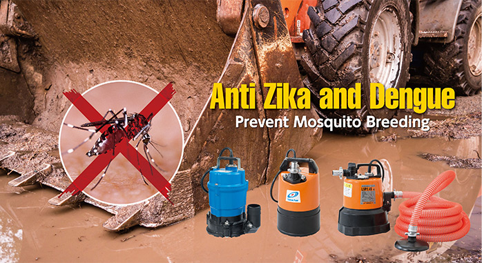 Anti Zika and Dengue Prevent Mosquito Breeding