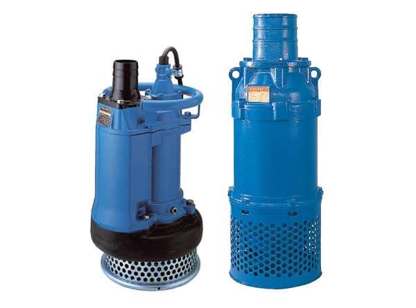 Krs Dewatering Pumps Submersible Construction