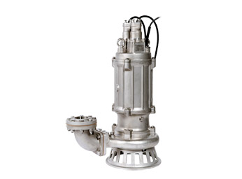 SFQ (Wastewater) | Cast Stainless Steel Pumps | Submersible