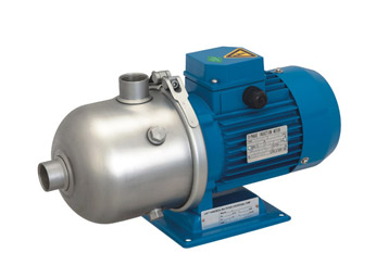 Thm 50hz Horizontal Stainless Steel Multistage Pumps